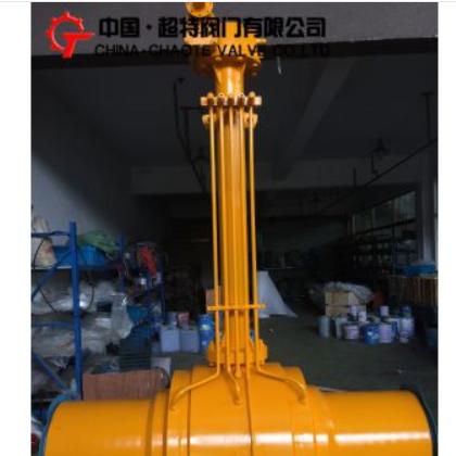 CT/超特 直埋式全焊接球阀Q367F 手动/电动/气动等