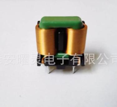 厂家供应SQ1918 扁平共模电感 立式共模电感口字型立式