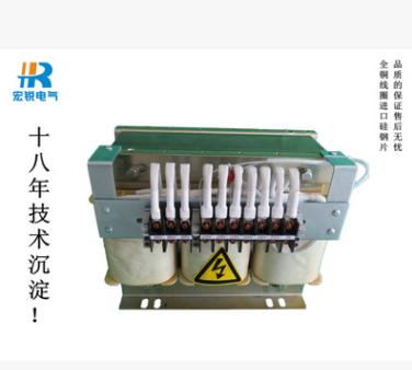 三相干式隔离变压器SG-200KVA 380V转380V/220V厂家定做全铜