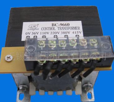 供应多款控制变压器 聚科机床电源变压器安全低频质量稳定