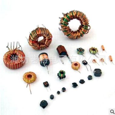 长期供应 滤波磁环电感 单层密绕式电感 环形电感器 【图】