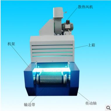 直销新款uv胶水紫外线固化机小型台式uv固化机隧道式uv光固机现货