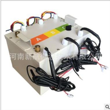 【热销】工业微波3*1KW油浸开关电源匹配微波干燥设备可连续工作