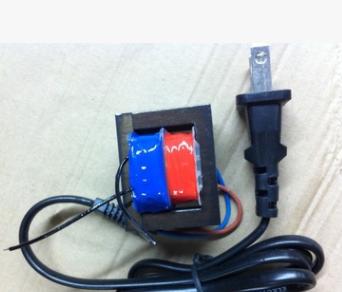 3w带电源线变压器