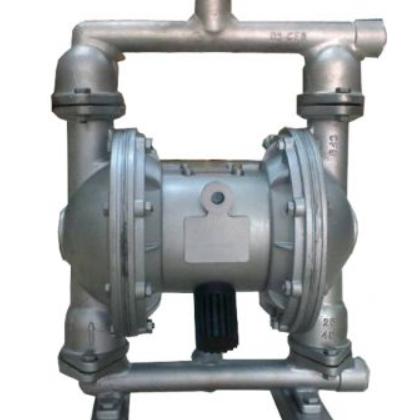供应QBY-25气动隔膜泵 优质高效气动隔膜泵 价格实惠