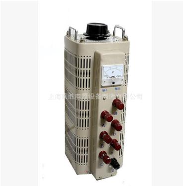 厂家供应三/单相接触式调压器TDGC2j系列单相接触式电动调压器