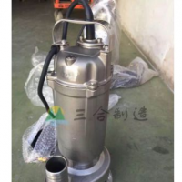 耐腐蚀污水泵生产厂家,不锈钢离心泵参数
