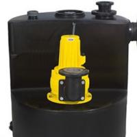 常州德国泽德W100整机原装进口商用污水提升装置