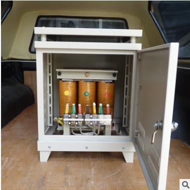 三相自耦变压器柜 三相干式变压器三相隔离变压器 厂家供应可定制