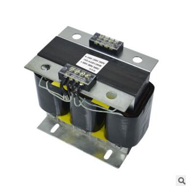 三相EI型拼片式变压器电抗器 抗电强度高空载耗损小电源变压器 厂