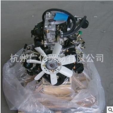 五十铃4JB1江铃JE493Q1柴油2.8L发动机总成轻卡货车