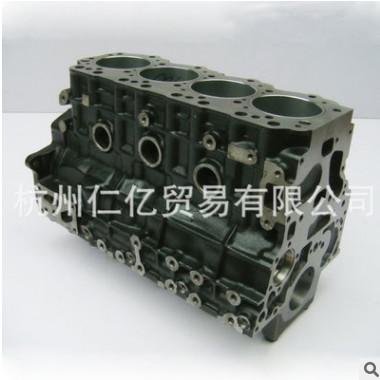 厂家直销五十铃庆铃原厂4JB1-TC 气缸体1003010-PA11发动机配件