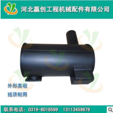 专业生产 龙工30装载机消音器
