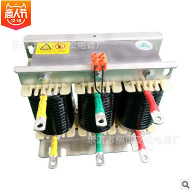 厂家直销电容器5kVar CKSG-0.35/0.45-7%三相串联电抗器
