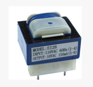 厂家直供控制板专用小功率EI28优质高效10V0.15A电源变压器