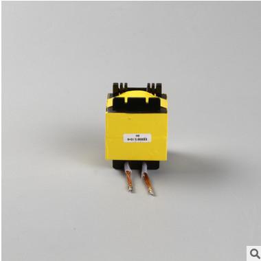 迅能电子 厂家直销 双EE65B立式10+6高频变压器 品质保证