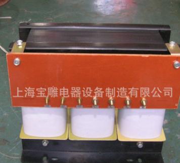 隔离变压器SBK-5000VA 380V变220v三相干式变压器 三相变压器5kva