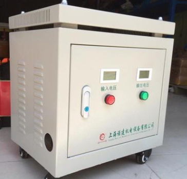 上海诺建品牌三相隔离变压器 干式变压器 10KW 价格优惠
