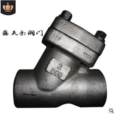 厂家直销 不锈钢Y型过滤器 丝扣连接 承插连接过滤器 目数可选