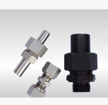 供应不锈纲 焊接式管接头. 直通式卡套管接头 弯头式管接头