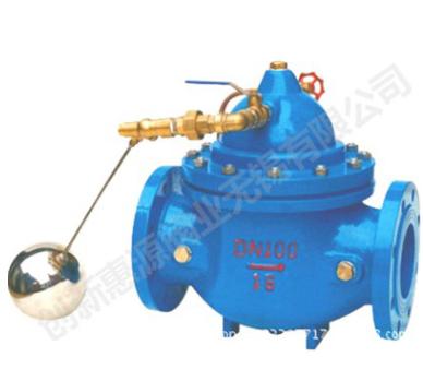 厂家直销HC100X-16Q遥控浮球阀 水力控制阀 欢迎来电咨询