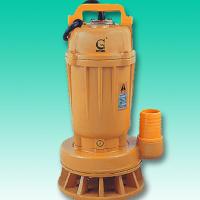 污水泥浆潜水泵(WQ)