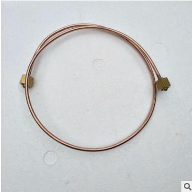 厂家优德88中文客户端 紫铜管 气体充装高压金属软管 柔性软管
