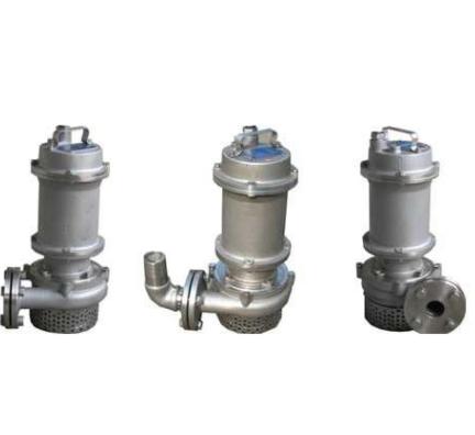 QXF型不锈钢潜水泵|耐腐蚀潜水排污泵|广州市潜水泵厂家