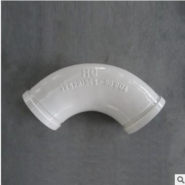 推荐陶瓷耐磨弯头 陶瓷贴片耐磨弯头 价格优惠 质量保证