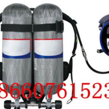 生产厂家供应双瓶空气呼吸器