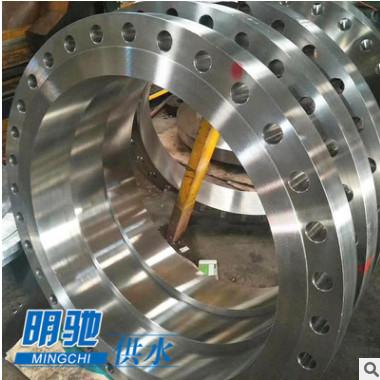 厂家供应304不锈钢法兰 薄型不锈钢法兰板式平焊法兰 规格可定制