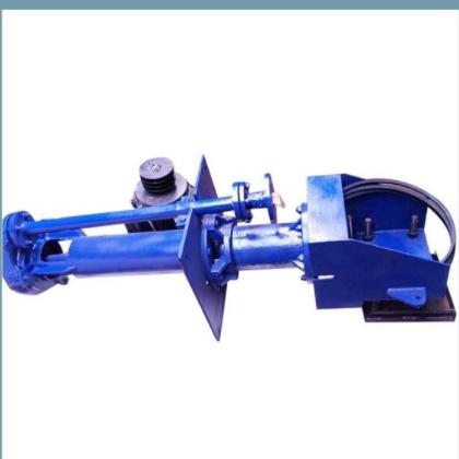 供应 液下渣浆泵立式离心渣浆泵 高铬合金