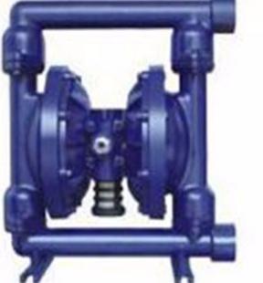 亿瑶产销铸铁气动隔膜泵QBY-100膜片泵 胶水泵 好品质