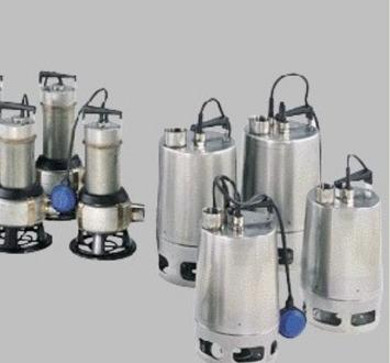 格兰富AP不锈钢潜水泵排污泵