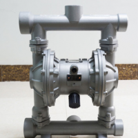 不锈钢气动隔膜泵 geolast隔膜水泵 气动双隔膜泵