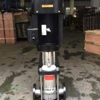 供应 上海循环补水泵 CDLF32-40立式多级离心泵 不锈钢管道泵