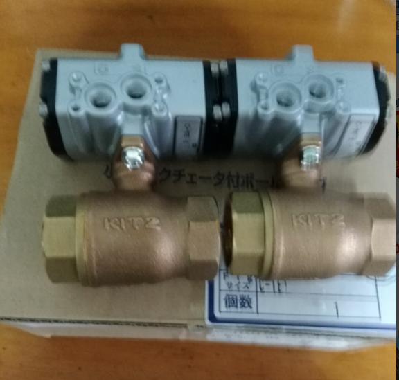 KITZ进口气动阀 日本北泽气动球心阀
