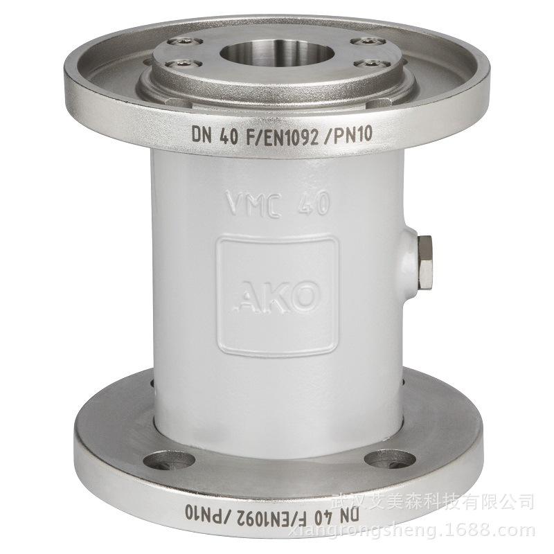 德国AKO    VMC气动夹管阀-ANSI法兰连接