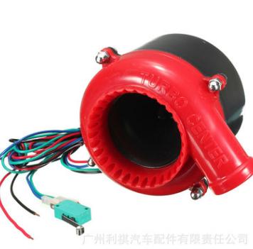 电子涡轮排气阀汽车排气阀模拟声音 涡轮喇叭