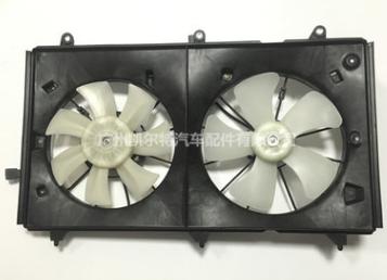 本田七代雅阁电子扇总成水箱电子扇冷却电子扇CM4/5/6电子扇总成