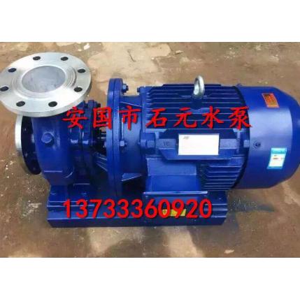 IHW150-250IA单级增压管道泵 高清图