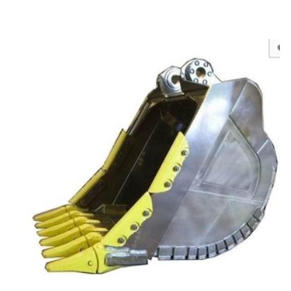 专业生产现代挖掘机加强挖斗,现代加厚,加厚加强挖斗生产厂家