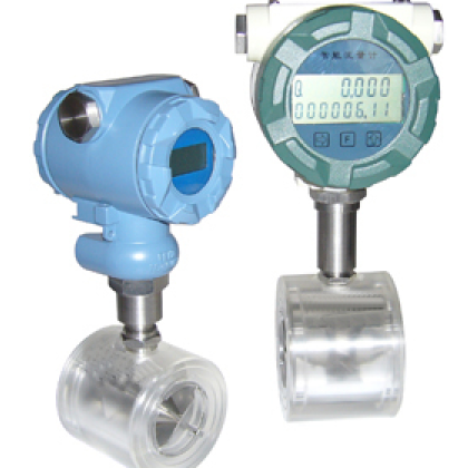 LWGY/T透明材质涡轮流量计