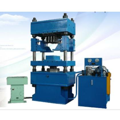 专业生产制造动力单元液压机四柱压力机液压站100吨压力机DL型