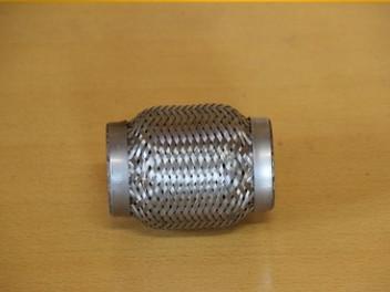 45*120mm 汽车排气管软连接(外钩网)