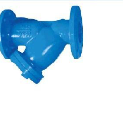 自科导热油蒸汽Y型过滤器(W-YG41-25C)上海阀门厂家批发