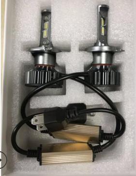超亮led汽车大灯灯泡 h7h4h1h119012 远近光灯泡改装聚光一体强光