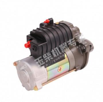 起动机/G5800起动机/玉柴原厂配件G5800-3708100G/起动机/起动机