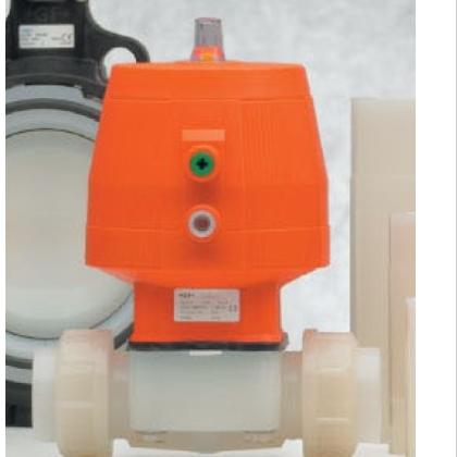 PVDF气动隔膜阀 PP气动隔膜阀