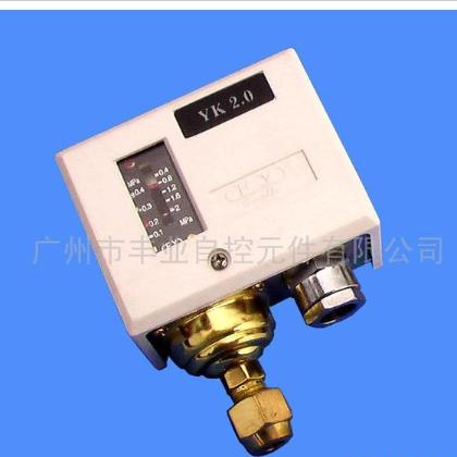 厂家供应YK0.6压力控制器(压力开关)---批发零售(图)